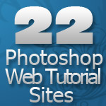 22 Photoshop Web Design Interface Tutorial Sites