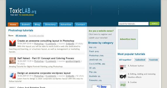 toxic-lab-photoshop-web-layout-tutorial-website