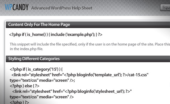 advanded-wordpress-help-sheet-useful-resource