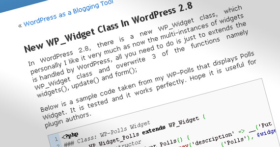 new-wp-widget-class-wordpress-2-8-tutorial