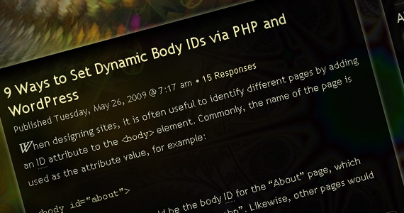 set-dynamic-body-ids-with-php-wordpress-tutorial