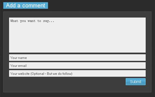 blog-design-blog-comment-form