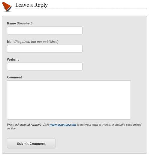 tutorial9-blog-comment-form