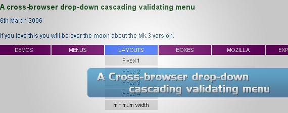 cross-browser-drop-down-multi-level-menu-navigation