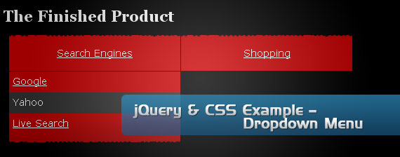 30 Advanced jQuery Dropdown Menu Solutions - 1stWebDesigner