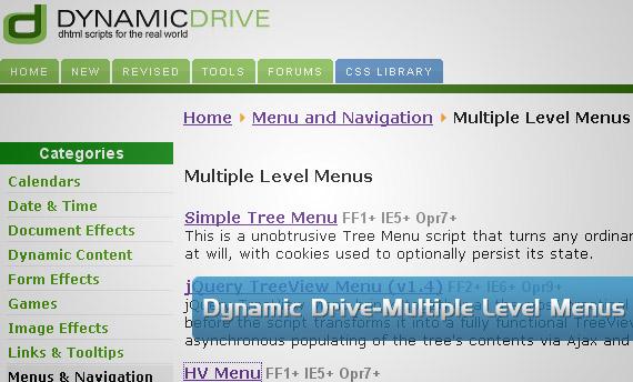 dynamic-drive-drop-down-multi-level-menu-navigation-1