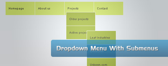 nested-drop-down-multi-level-menu-navigation-1