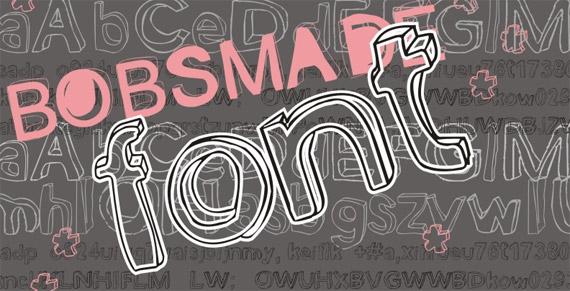 bobsmade-font-free-grunge-fonts
