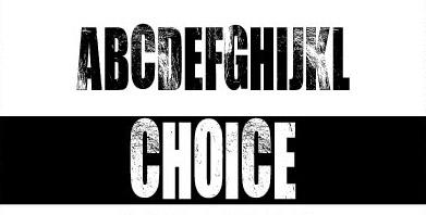 Grunge download fonts