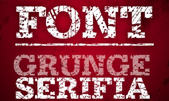 grunge-serifa-free-grunge-fonts