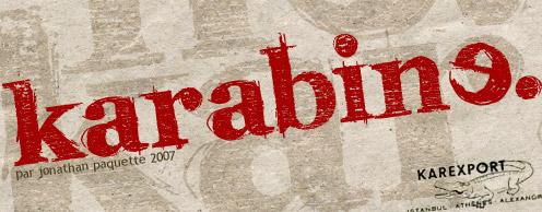 karabine-free-grunge-fonts