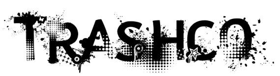 trashco-free-grunge-fonts