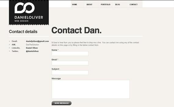 daniel-oliver-inspiring-creative-contact-form