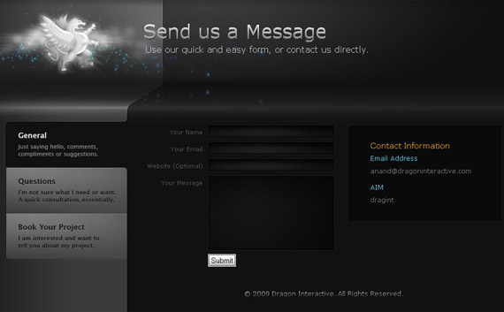 dragon-interactive-inspiring-creative-contact-form