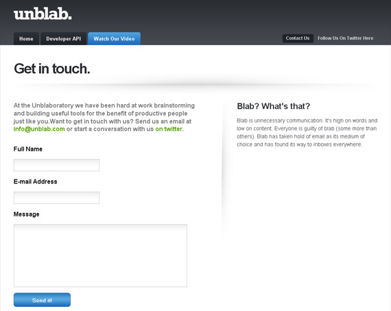 unblab-inspiring-creative-contact-form