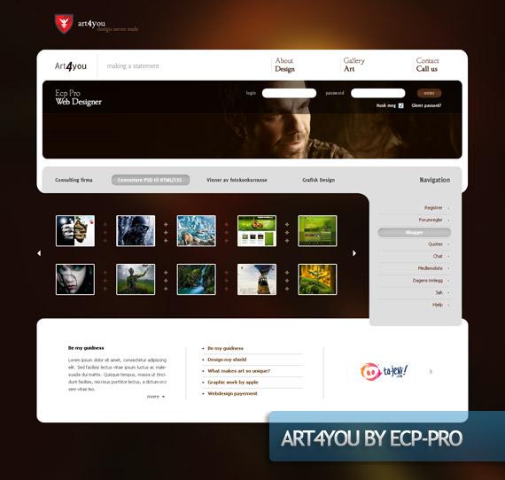 art4you-creative-web-design-layout-inspiration