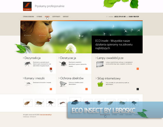 eco-insect-creative-web-design-layout-inspiration