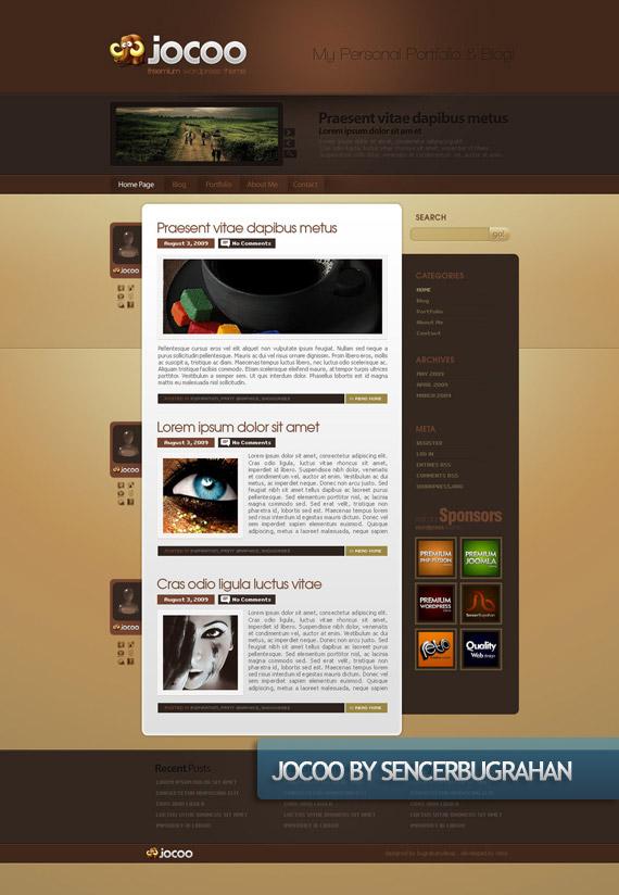 jocoo-creative-web-design-layout-inspiration