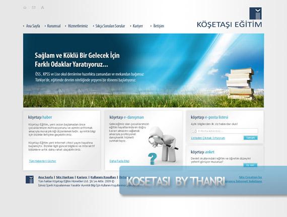 kosetasi-creative-web-design-layout-inspiration