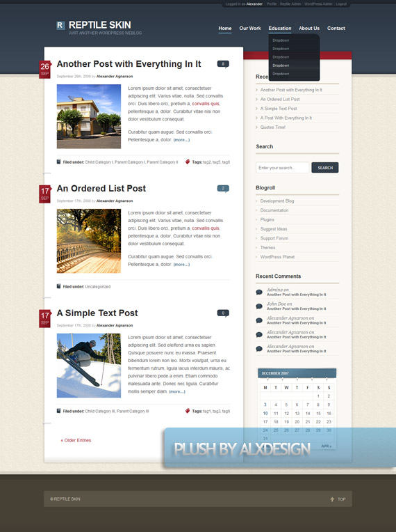 plush-creative-web-design-layout-inspiration