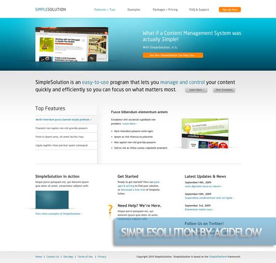simple-solution-creative-web-design-layout-inspiration