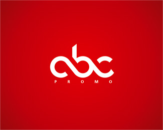 abc-promo typographic logo inspiration
