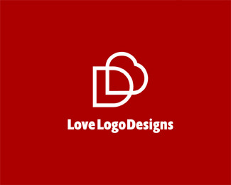 love-logo-designs typographic logo inspiration