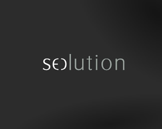 seolution-typographic-logo-inspiration