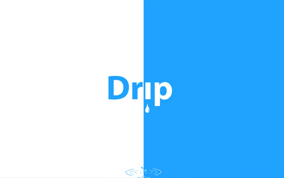 drip-high-res-typography-wallpaper