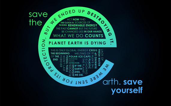 save-the-earth-high-res-typography-wallpaper