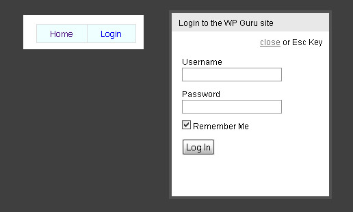 wordpress-login-liven-wordpress-jquery-plugin