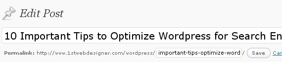 10 Important Tips to Optimize WordPress for Search Engines