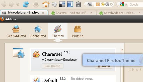 charamel-free-popular-firefox-3-5-theme