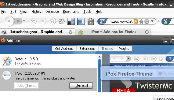 ipox-free-popular-firefox-3-5-theme