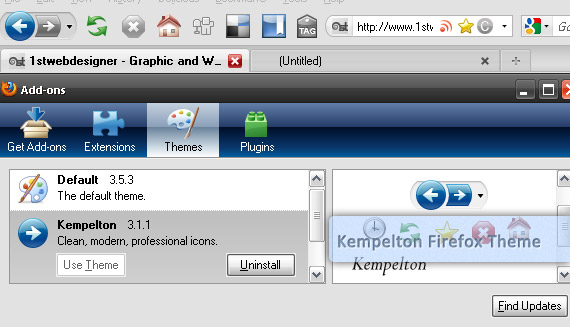 kempelton-free-popular-firefox-3-5-theme