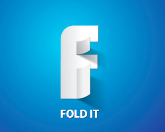 17  Fold It  F Logo Images
