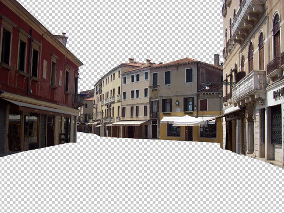 Adobe Photoshop Street