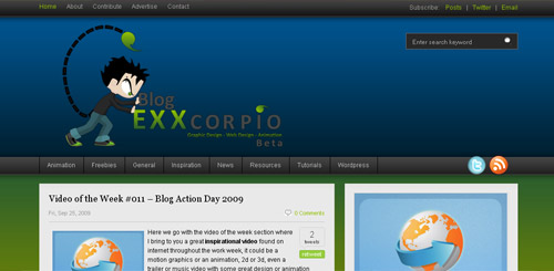 exxcorpio-design-blog-inspiration
