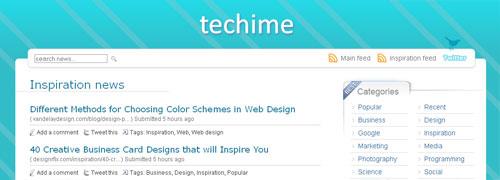 Web design news