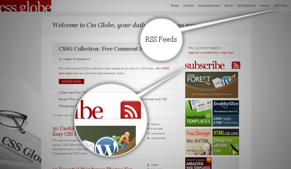 53 Best Practices How To Attract RSS Subscribers