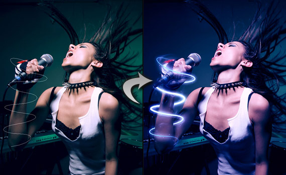 energy-beam-photo-effect-montage-photoshop-tutorial