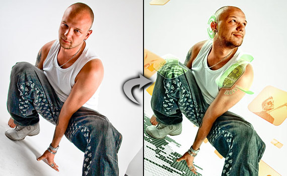 funky-perspective-photo-effect-photoshop-tutorial-1