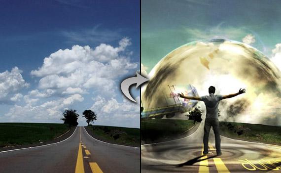 Montage Photo Photoshop : 30 photo effect photoshop tutorials every designer will love ~ Medecine-chirurgie-esthetiques.com Avis de Voitures