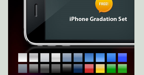iphone-gradation-webdesign-psd-free-buttons-icons