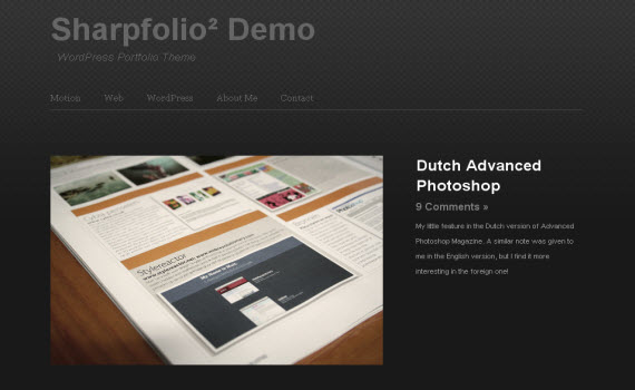 sharpfolio-minimalist-typography-wordpress-theme