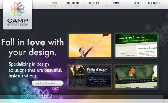 camp-creative-group-fresh-corporate-web-design-inspiration