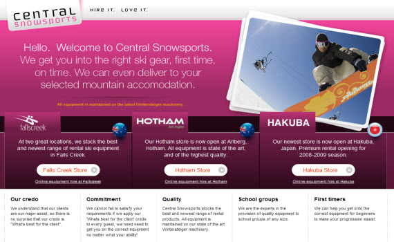 central-snow-sports-fresh-corporate-web-design-inspiration
