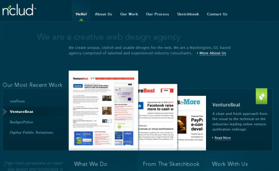 nclud-fresh-corporate-web-design-inspiration