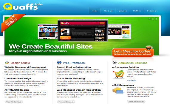 quaffs-labs-fresh-corporate-web-design-inspiration