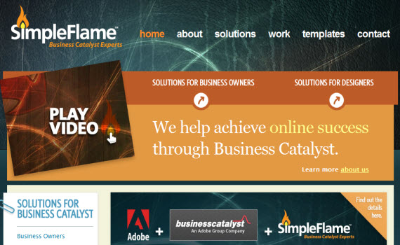 simple-flame-fresh-corporate-web-design-inspiration